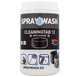 Rengöringstabletter Spraywash 12 Parfym 14st/fp Grov- & Industrirengöring