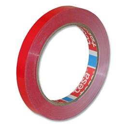 Påsförslutningstejp tesa 4104 12mm x 66m Röd