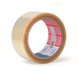 Packtejp PP 48mm x 66m Transparent tesa 4280
