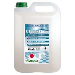 Golvunderhållsmedel Nordex S-Super Clean 5L
