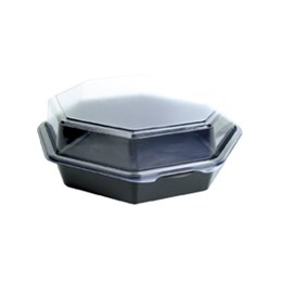 Octaviewbox 230x230x80mm 180st/fp
