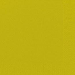 Servett 40cm 3-Lags Kiwi 125st/fp
