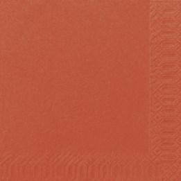 Servett 33cm 3-Lags Mandarin 125st/fp