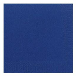 Servett 24cm 3-Lags Mörkblå 250st/fp