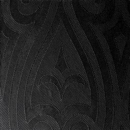 Servett 40cm Elegance Lily Svart 40st/fp