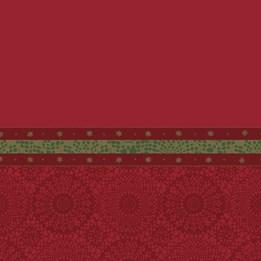 Servett 40cm 3-Lags Festive Charm Duni 250st/fp