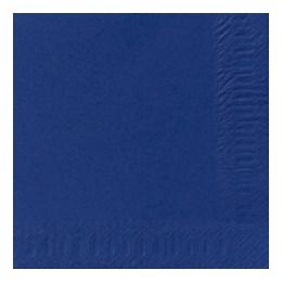 Servett 33cm 3-Lags Mörkblå 125st/fp
