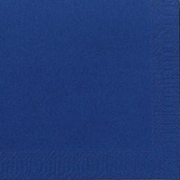 Servett 40cm 3-Lags Mörkblå 125st/fp