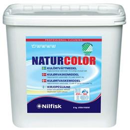 Tvättmedel Nilfisk Natur Kulörtvätt 8kg