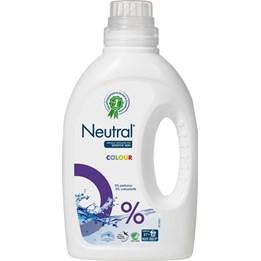 Tvättmedel Neutral Flytande Kulörtvätt 1,08L