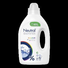 Tvättmedel Neutral Flytande Kulörtvätt 1L