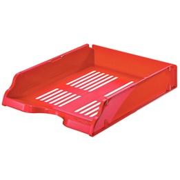 Brevkorg A4 Transit 60mm Röd