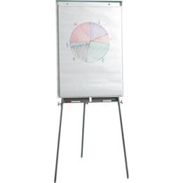 Konferensställ Whiteboard 70,5x104cm 3-Ben