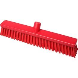 Golvborste Sweepers Polyester PBT Röd Medium