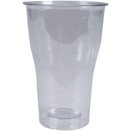 Plastglas 40cl PET Ölglas 50st/fp