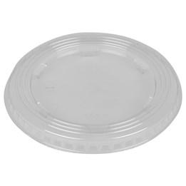 Lock Platt Plastglas Utan Hål 50st/fp