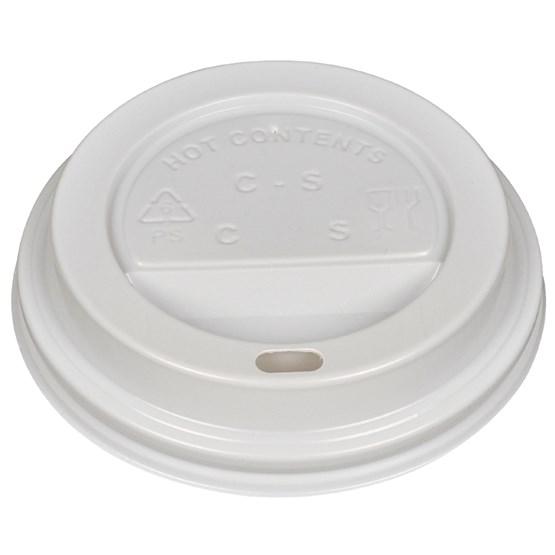 Lock Vit Till Kaffebägare 36cl 40102015 100st/fp