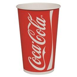 Bägare 30cl Coca-Cola 100st/fp