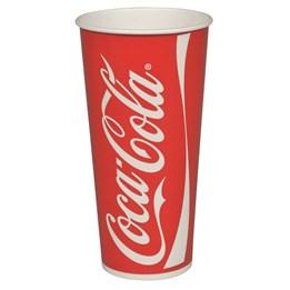 Bägare 50cl Coca-Cola 50st/fp
