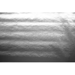 Presentpapper 19cm Linnepräglat Silver