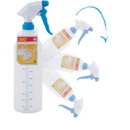 Sprayflaska 360 1L