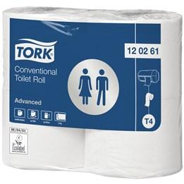 Toalettpapper Tork Advanced Extra Långt 2-Lager 68m/rl  24rl/fp