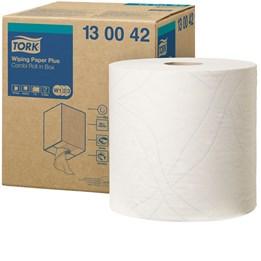 Torkrulle Tork Industri Advanced Perforerad 26cm x 255m Dekor 2-Lager W1,W2,W3