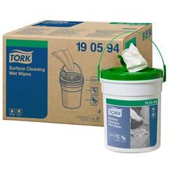 Våtduk Tork Premium W15 Ytrengöring 58st/hink