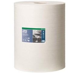 Torkrulle Tork Industri Premium Rengöringsduk Kraftig Perforerad 32cm x 106m 1-Lager W1,W2,W3