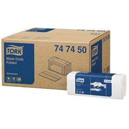 Tvättlapp Tork Advanced 19x25cm Dekor 6-Lager