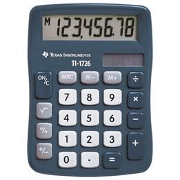 Räknare Texas TI1726 Solcell/Batteri