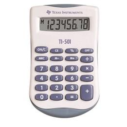 Räknare Texas TI501 Batteri