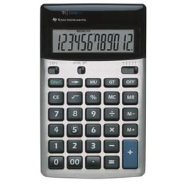 Räknare Texas TI5018 Solcell/Batteri