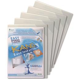 Plastficka Kang A4 Självhäft Tr Pvc 5-P