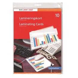 Lamineringsfilm 10-P A4 Peel&Seal