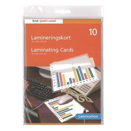 Lamineringsfilm 10-P A5 Peel&Seal
