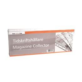 Tidskriftshållare A4 Multihålad