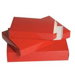 Presentkartong 1 Röd 390x290x75mm