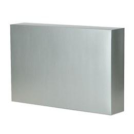 Presentkartong 2 Silver 380x300x50mm