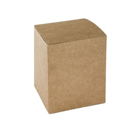Presentkartong Brun 140x140x140mm