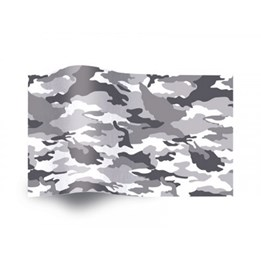 Silkespapper 50x75cm 17g Kamouflage 480ark/fp