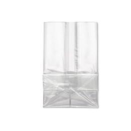 Cellofanpåse 125x200+30mm Tejpförslutning 100st/fp