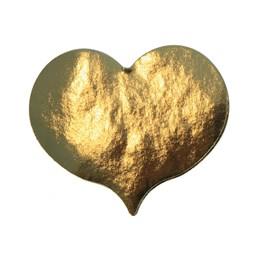 Etikett Hjärta 28mm Guld 1000st/rl