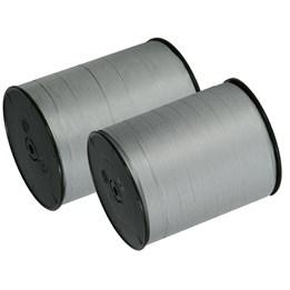 Polyband Matt 19mm Silver 125m/rl