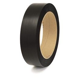 Maskinband PP 12mm x 2800m MB-1260/400 Svart