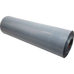 Plastslang 500x0,15mm 100m Grå
