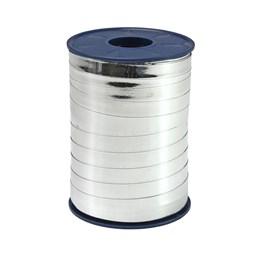 Polyband Metallic 10mm Silver 250m/rl