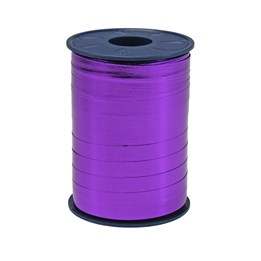 Polyband Metallic 10mm Violett 250m/rl