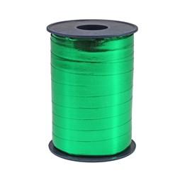 Polyband Metallic 10mm Grön 250m/rl