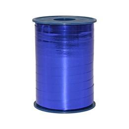 Polyband Metallic 10mm Blå 250m/rl